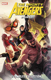 The Mighty Avengers by Dan Slott - The Complete Collection
