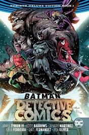 Batman Detective Comics - The Rebirth Deluxe Edition 1