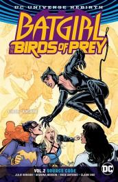 Batgirl and the Birds of Prey 2 - Source Code