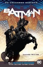 Batman 5 - The Rules of Engagement