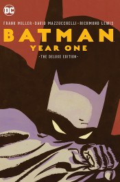 Batman - Year One Deluxe Edition
