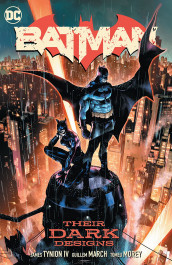Batman 1 - Their Dark Designs