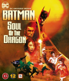 Batman: Soul of the Dragon (Blu-ray)