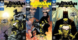 Batman and the Signal #1-3