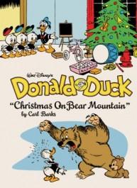 Walt Disney's Donald Duck - Christmas On Bear Mountain