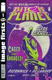 Bitch Planet #1