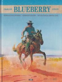 Blueberry - Kenraali Kultatukka/Kadonnut kaivos/Kultaluoteja ampuva aave