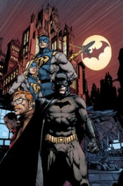 Batman #1 Director's Cut