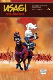 Usagi Yojimbo 1 - The Ronin