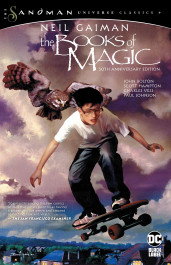 The Books of Magic 30th Anniversary Edition