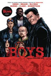 The Boys Omnibus 6