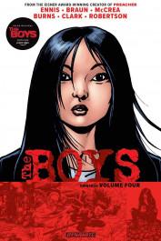 The Boys Omnibus 4