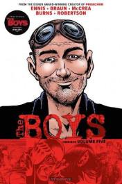 The Boys Omnibus 5