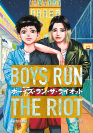 Boys Run the Riot 2