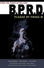 B.P.R.D. - Plague of Frogs 2