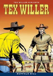 Tex Willer Kirjasto 39 - Buffalo Bill