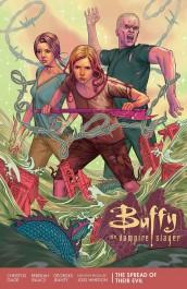 Buffy the Vampire Slayer Season 11 #1 - The Spread of the Evil
