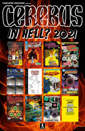 Cerebus In Hell? 2021 #1
