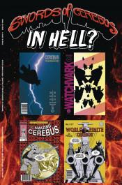 Swords of Cerebus in Hell? 3