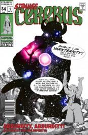 Strange Cerebus #1