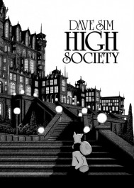 Cerebus 2 - High Society