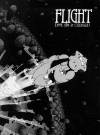 Cerebus 7 - Flight