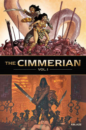 The Cimmerian 1 - Queen of the Black Coast/Red Nails
