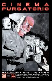 Cinema Purgatorio #1 DELUXE HARDCOVER EDITION