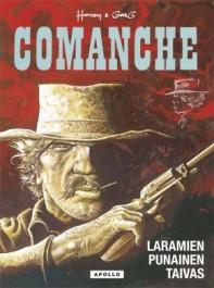 Comanche 4 - Laramien punainen taivas