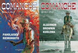 Comanche 9 & 10 (YHTEISTARJOUS)