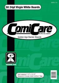 ComiCare Golden Age Backer Boards (50)