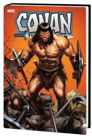 Conan the Barbarian - The Original Marvel Years Omnibus 2 (DALE KEOWN COVER)
