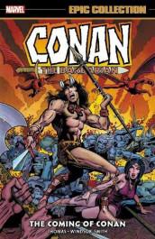 Conan the Barbarian Epic Collection - The Coming of Conan