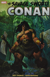 Savage Sword of Conan - The Original Marvel Years Omnibus 2