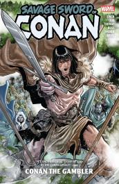 Savage Sword Of Conan - Conan The Gambler