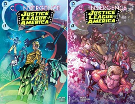 Convergence: Justice League of America #1-2