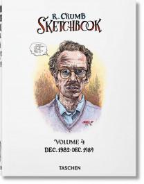 R. Crumb Sketchbook 4