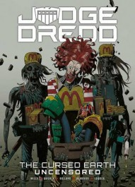 Judge Dredd - The Cursed Earth Uncensored