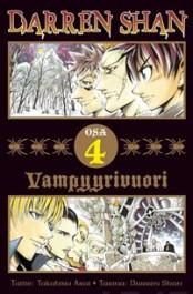 Darren Shan 4 - Vampyyrivuori