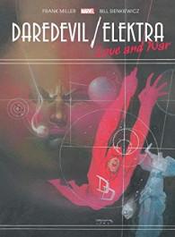 Daredevil/Elektra - Love and War