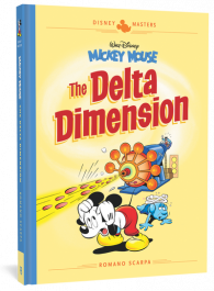 Mickey Mouse - The Delta Dimension