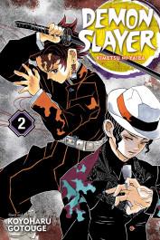 Demon Slayer - Kimetsu No Yaiba 2