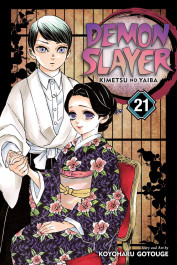 Demon Slayer - Kimetsu No Yaiba 21