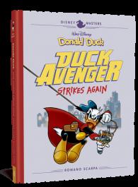 Donald Duck - Duck Avenger Strikes Again!