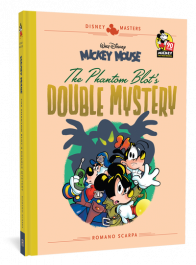 Mickey Mouse - The Phantom Blot's Double Mystery
