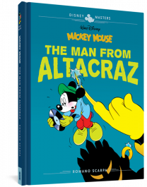 Mickey Mouse - The Man from Altacraz