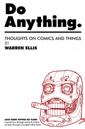 Do Anything 1 - Jack Kirby Ripped My Flesh