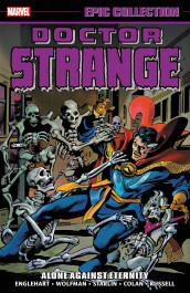 Doctor Strange Epic Collection - Alone Against Eternity