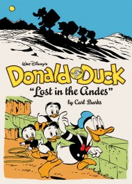 Walt Disney's Donald Duck - Lost in the Andes