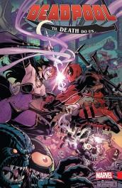 Deadpool World's Greatest 8 - 'Til Death Do Us...